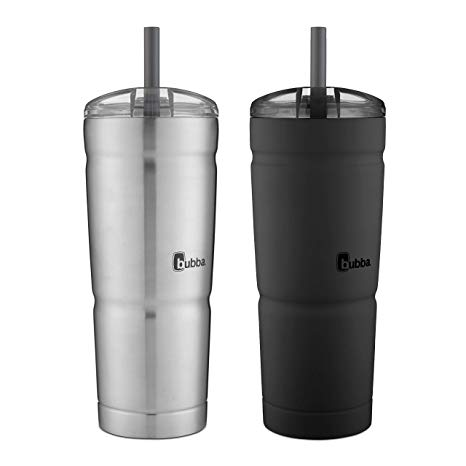 Bubba Envy S Stainless-Steel Tumbler With Straw