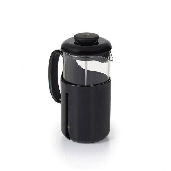 OXO Venture Travel French Press with Shatterproof Tritan Carafe